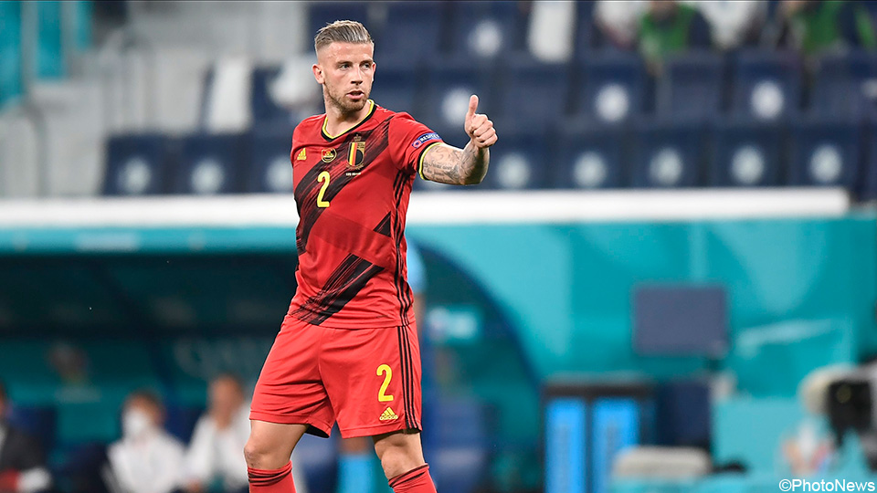 Alderweireld: Eternal respect for Denmark but we are trying to win    Red Devils