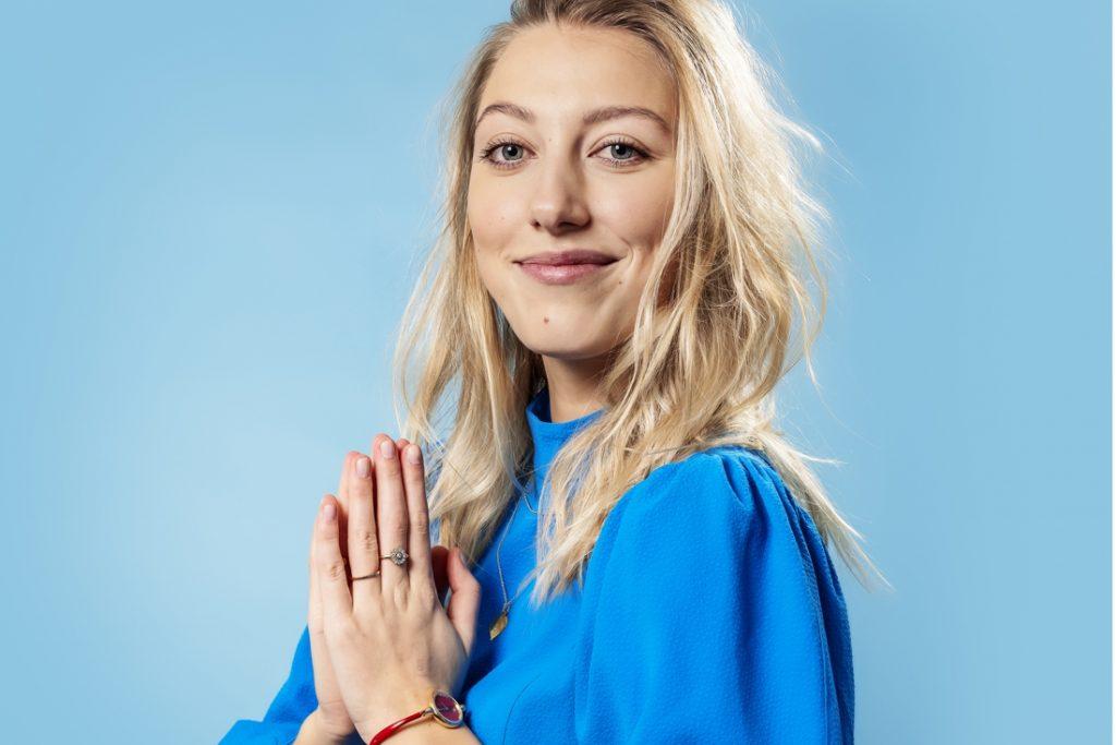 Alina Churikova from De Mol: Finally Belgians
