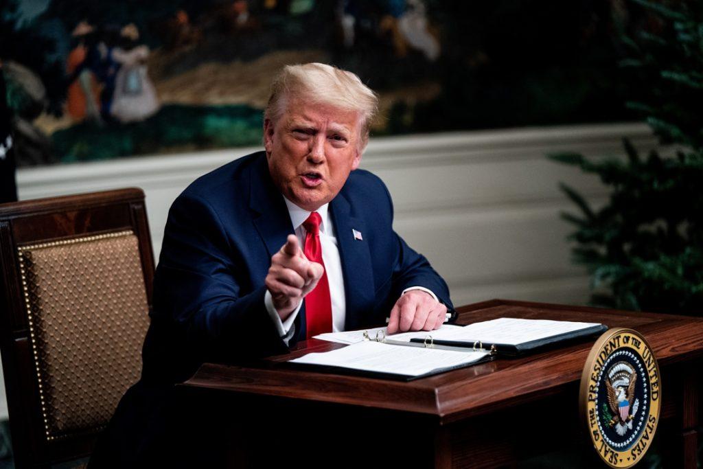Amerikaanse justitie verzamelde telefoongegevens The New York Times onder Trump