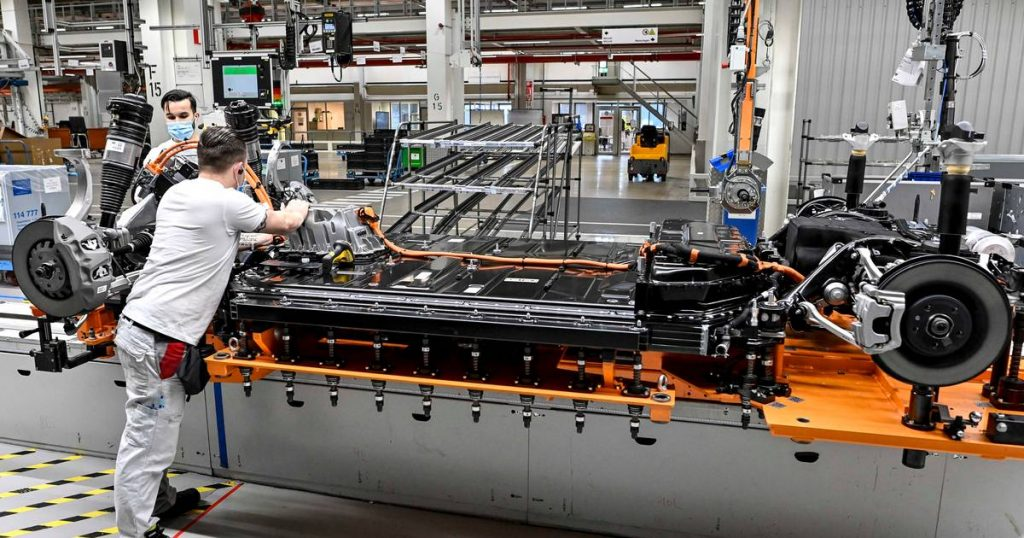 """""""Audi Brussels may build a new electric model starting in 2026""""    Economie"""