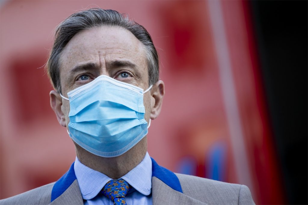 Bart de Wever: 'PFOS email warning about additional measures ...