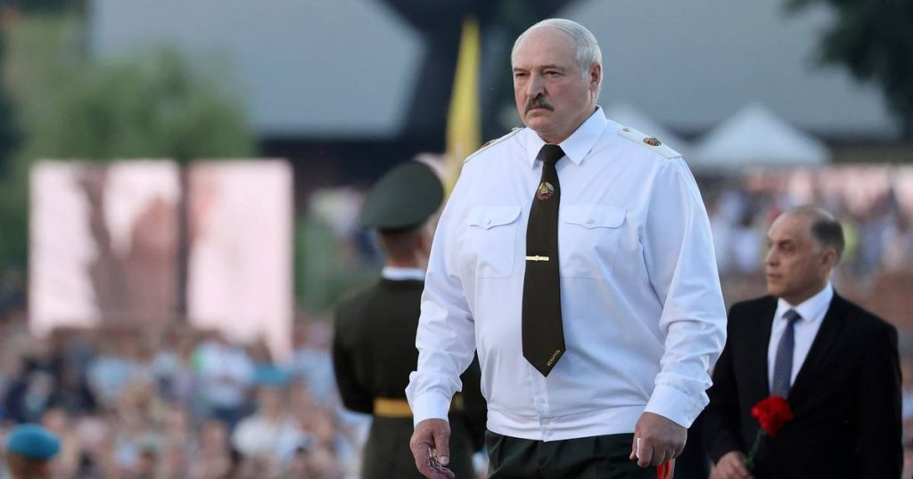 Belarus suspends partnership with the European Union    abroad