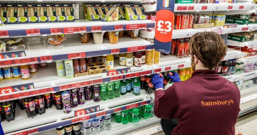 British supermarkets fear shelves will be empty this summer due to lack of drivers    abroad