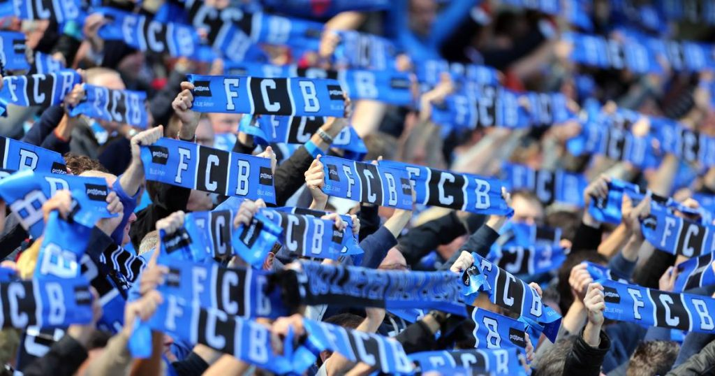 Club Brugge is the first club in Belgium to open a waiting list: Jan Breidel's stadium has run out for the fourth time in a row    football