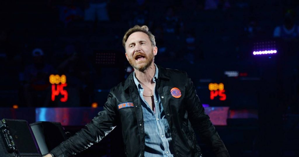 David Guetta sells the rights to current (and future) music to Warner Music |  Music