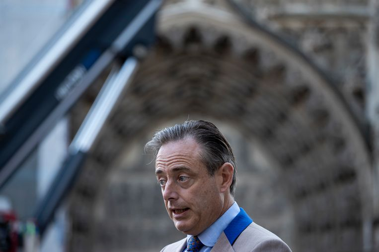 De Wever (N-VA): 'Stopping at Oosterweel would be a huge mistake'