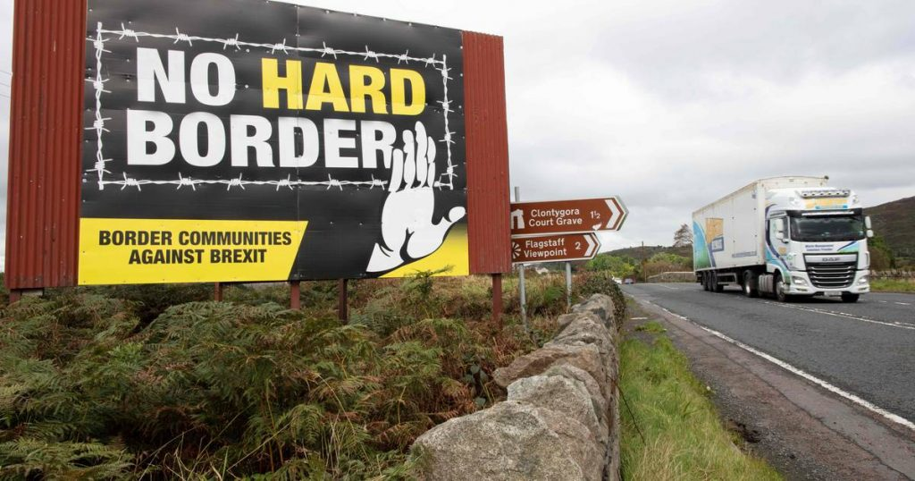 'EU and Britain close to agreement on Northern Ireland issue' |  abroad