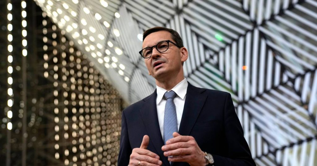 European Commission calls on Poland to respect priority European law |  abroad
