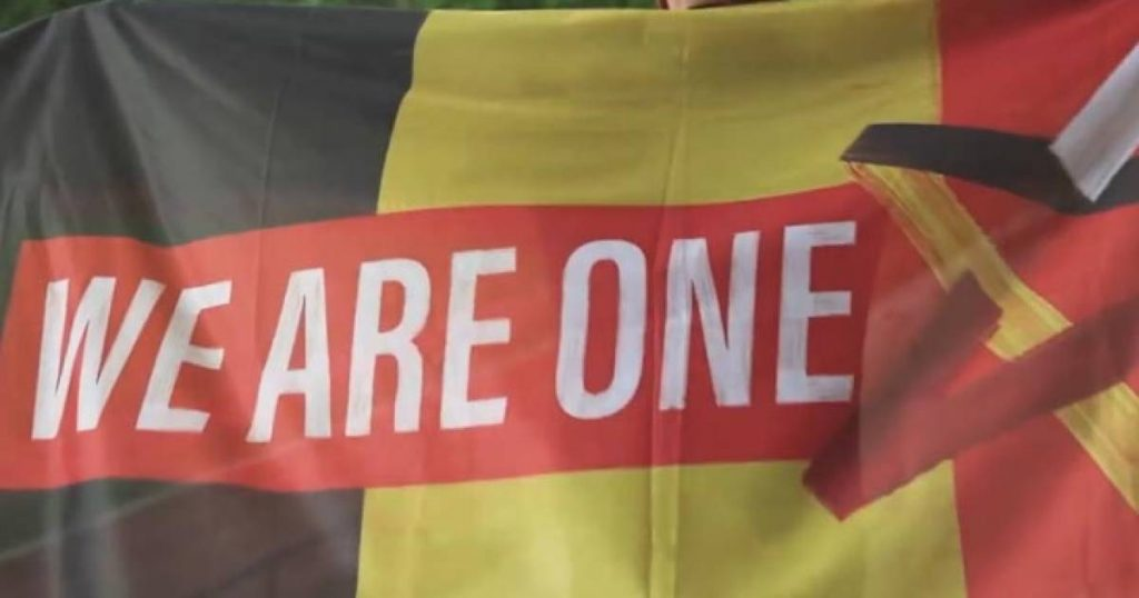 Facebook Takes Offline PVDA 'We Are One' Campaign Ad |  interior
