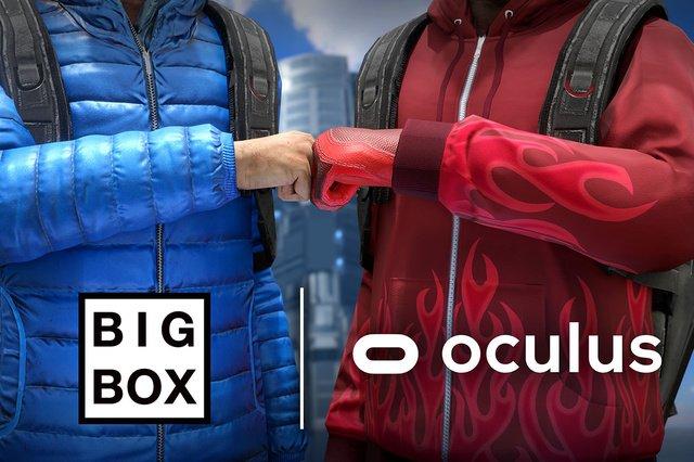 Facebook acquires virtual reality company BigBox