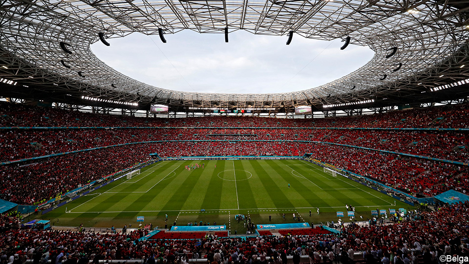 French fans accidentally fly to Bucharest instead of Budapest |  European Football Championship 2020