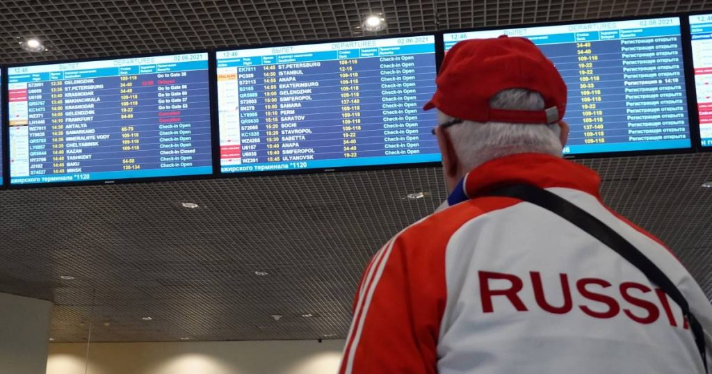 Germany allows flights from Russia again |  abroad