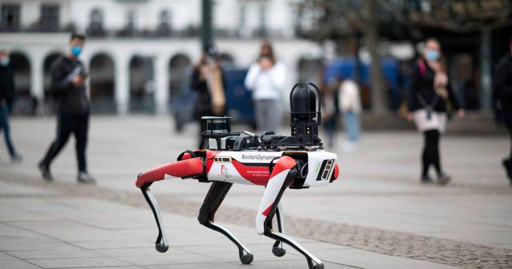 Hyundai acquires Boston Dynamics, a robotic dog maker |  Economie