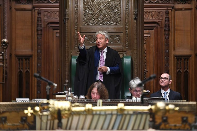 John Bercow, former Speaker of the British House of Commons, moves to Labour