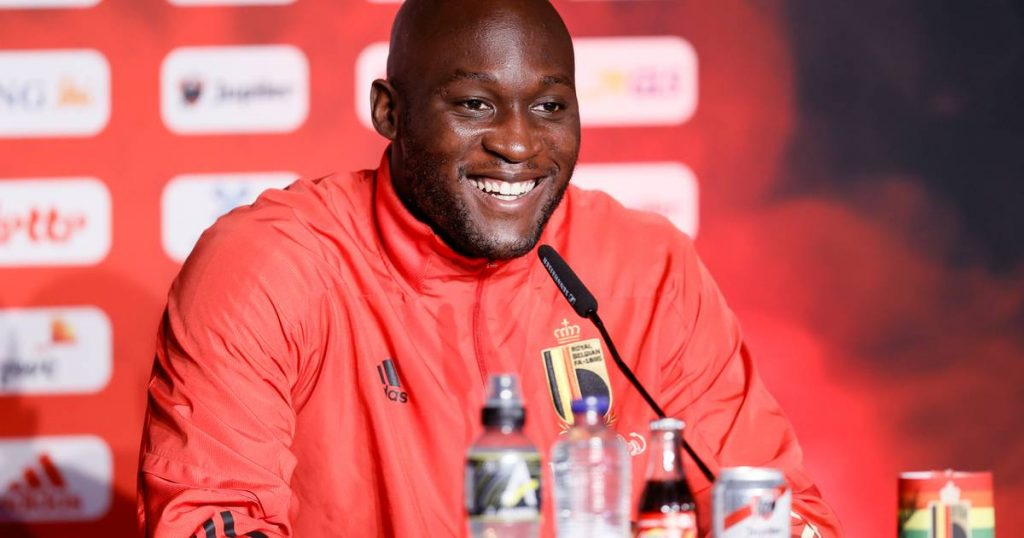 """Lukaku: """"It has been proven in the past two years that I belong to the list of world strikers""""    Instagram news VTM"""