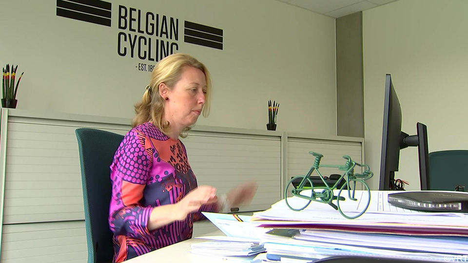 """Natalie Clauert becomes director at Belgian Cycling: """"Breakthrough""""    Cycling"""