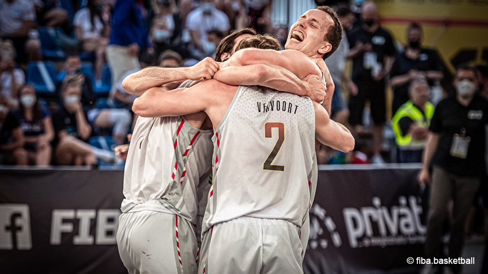 New 3x3 Basketball at Games, Belgium is here: Here's what you need to know |  the Olympics
