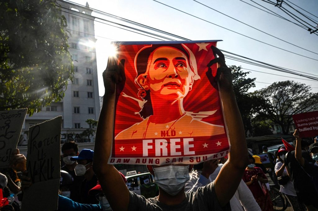 New charges against Aung San Suu Kyi