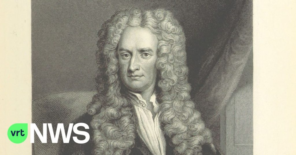 Notes from Isaac Newton on his most famous work Under the Hammer in London