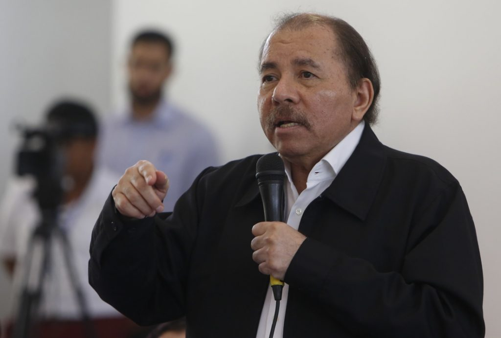 Opponents arrested again in Nicaragua