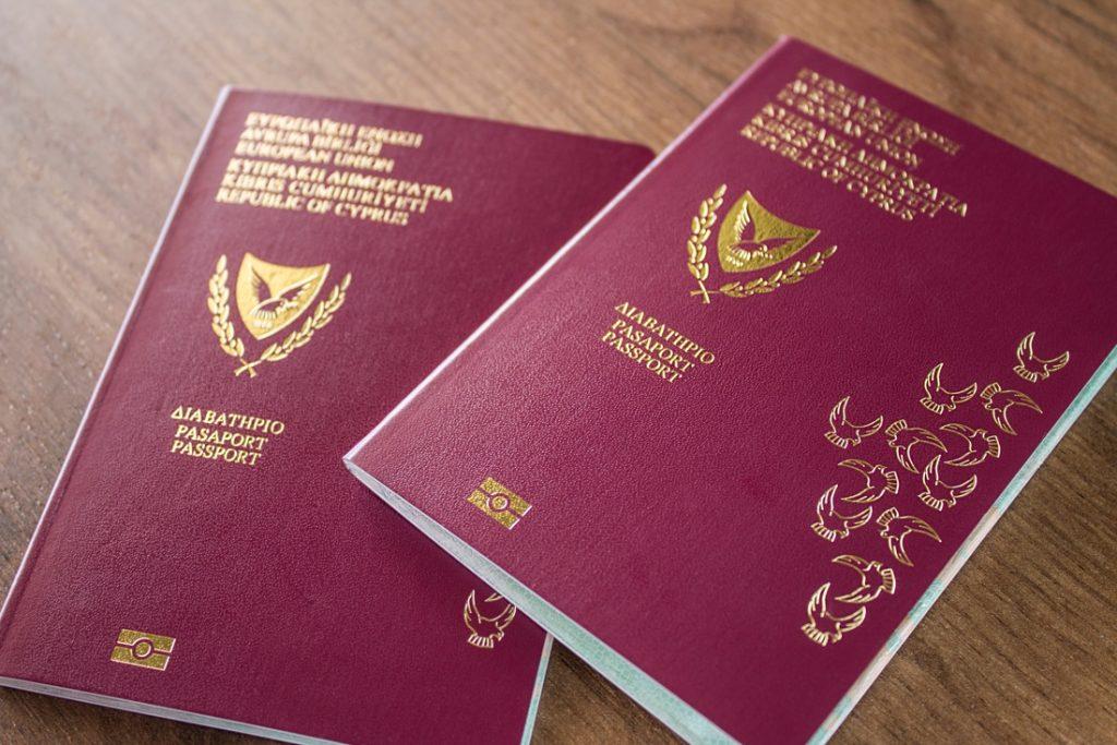 Meer dan helft 'gouden paspoorten' Cyprus illegaal afgeleverd
