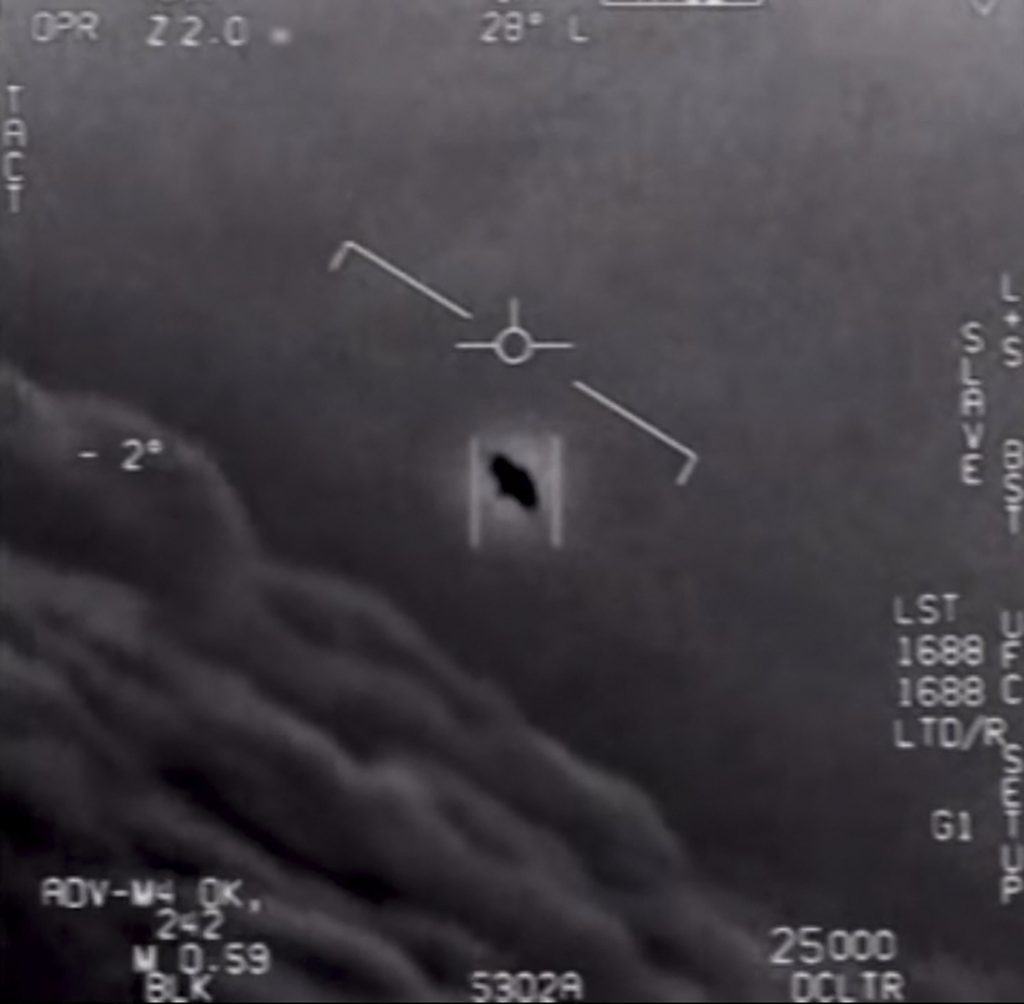 Pentagon report: No evidence that UFOs are extraterrestrial, but...