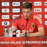 """Praet: """"I was shocked by the training that Witsel has already reached such a high level"""" 