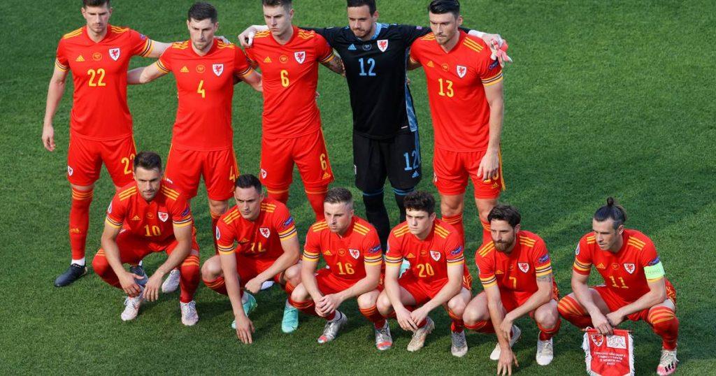 Reasons behind Wales' weird photos: 'It didn't really make sense' |  European Football Championship (11 June - 11 July)