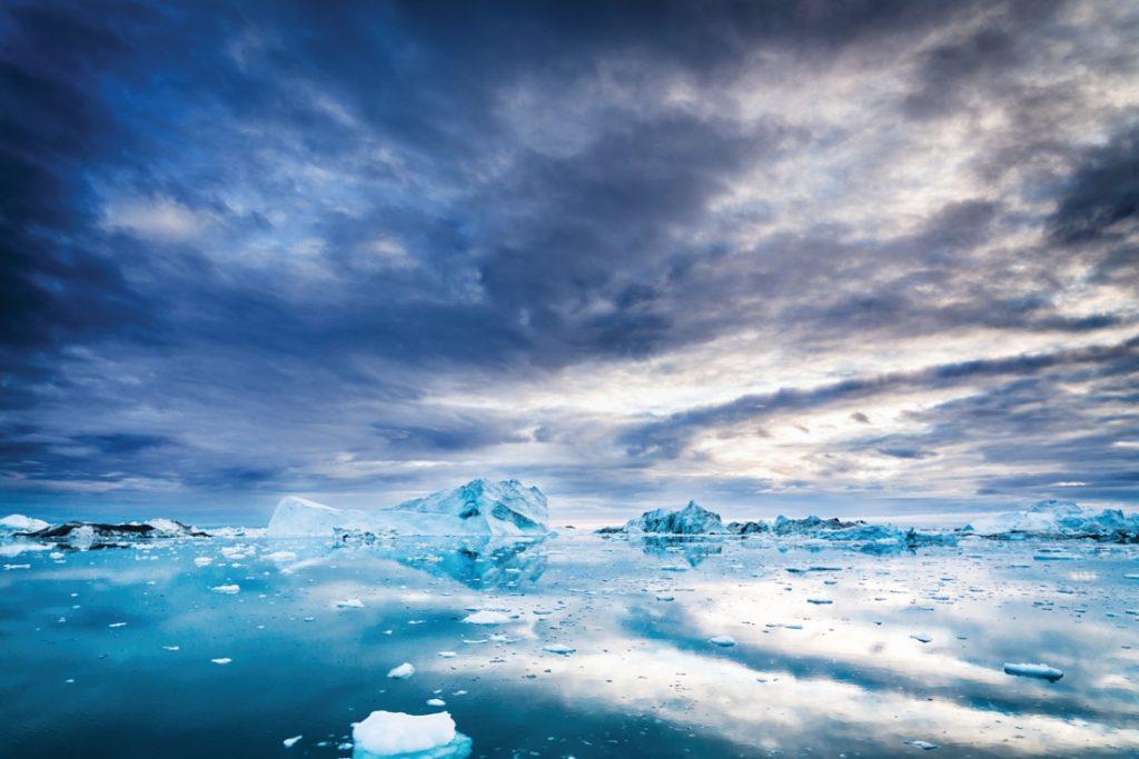 Zee-ijs smelt tot dubbel zo snel als gedacht