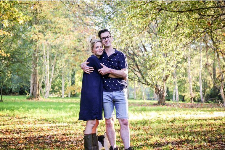 Stephen van Herwig and his partner Catherine split up again: ...