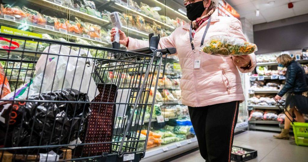 """Supermarket carts do not guarantee 1.5 meters"" |  Science"