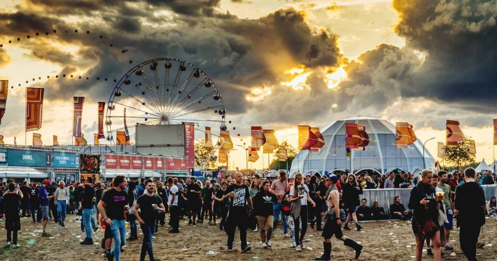 Technical problems with Pukkelpop ticket sales, 70 percent of Combi tickets sold |  Music