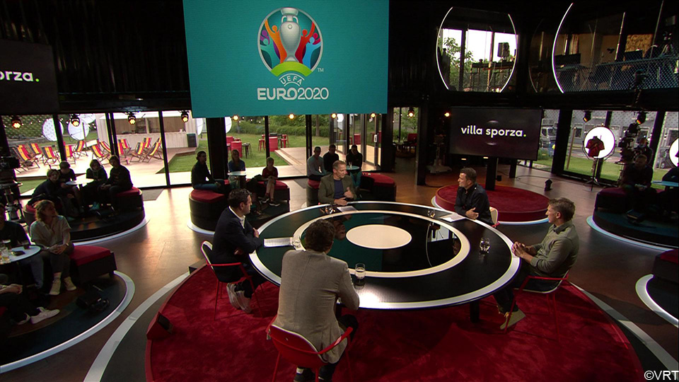 """The Red Devils in the hardest half of the table?  """"Proof that mathematics is for losers""""    European Football Championship 2020"""