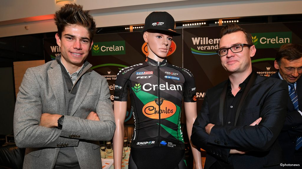 The court decided: Wout van Aert should pay €662,000 to Nick Nuyens cycling