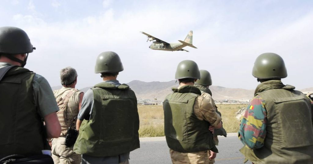 The last Belgian soldiers leave Afghanistan |  interior