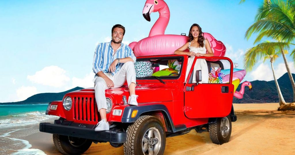 There is no new season for 'Love Island' in Belgium at the moment: 'Focus on the renewed 'Seduction Island'   TV