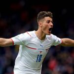 Tournament goal already?  Distinguished Schick leads the Czech Republic with a global goal beyond Scotland |  European Football Championship (11 June – 11 July)