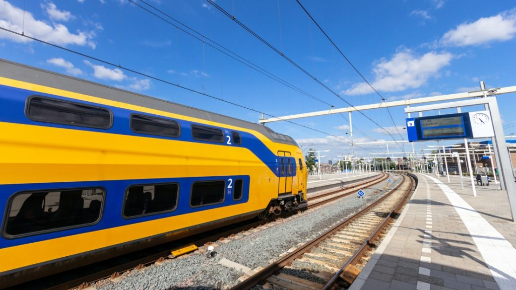 Train traffic to the Netherlands is again possible