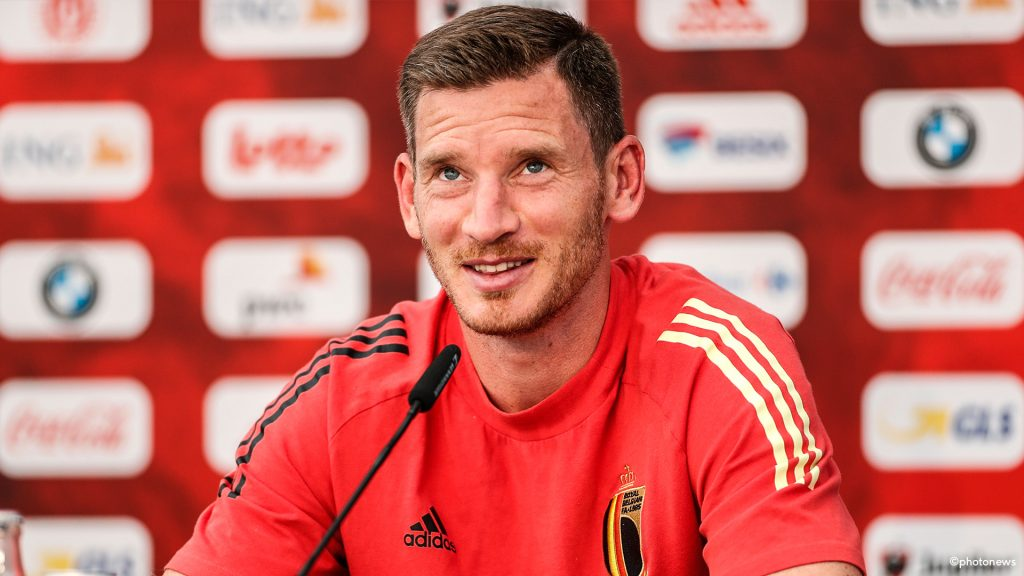 Vertonghen praises: 'Blown Witsel' and... 'Brilliant Evenepoel' |  European Football Championship 2020