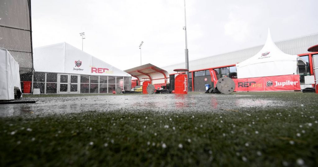 'Very severe' thunderstorm expected in the run-up to the Red Devils competition: Code yellow and emergency number 1722 activated |  Instagram news VTM