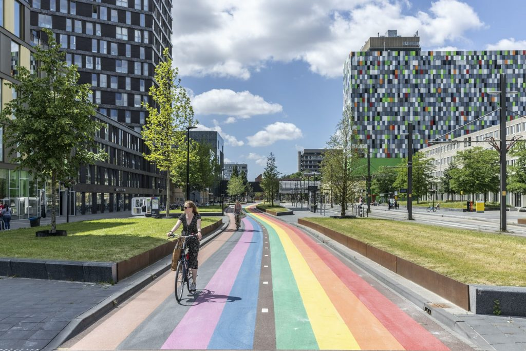 What should Utrecht Science Park look like in 2040?