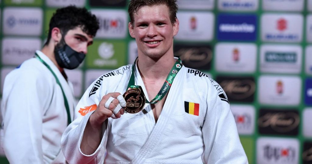 """World Champion!  Matthias Kass wins gold at the World Judo Championships in Budapest: """"Today I could have beaten them all"""" 