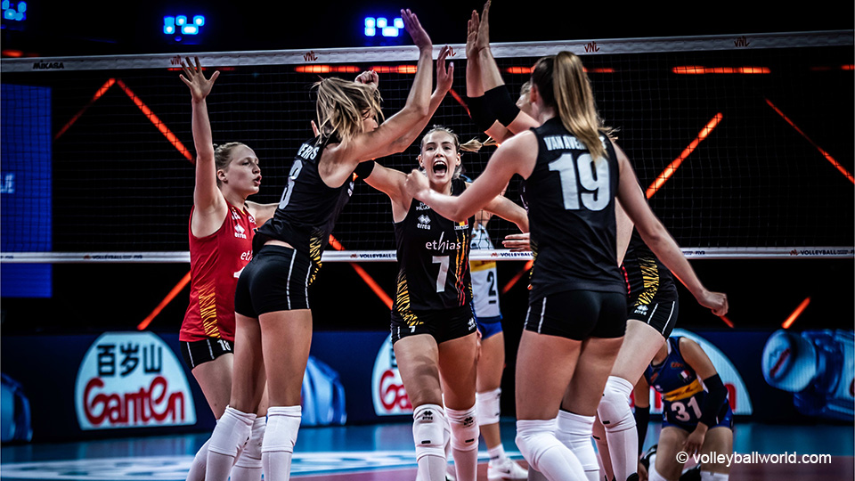 Yellow Tigers split shot in Nations League with 3-0 win over Canada    volleyball