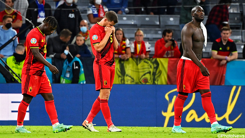 That's why Belgium lost: pressure, Italian technique, strange substitutions and missed opportunities    Red Devils