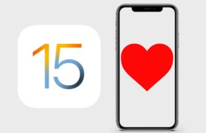 Health features of iOS 15