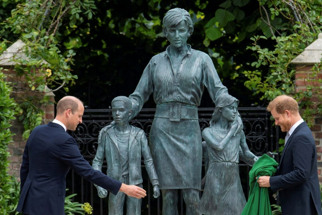 Prince William's entourage has been accused of making up stories about...