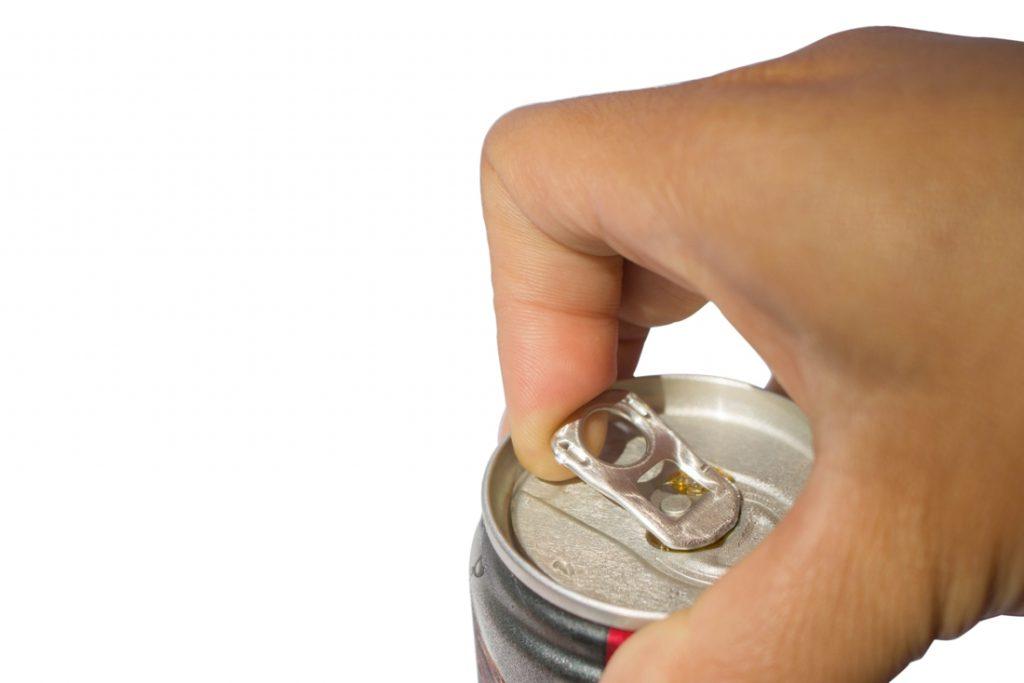 Europees Hof beslist: geluid bij openen van drankblikje kan niet beschermd worden
