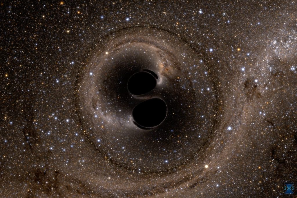 Hawking's theory of superficial black holes passed the first test الاختبار