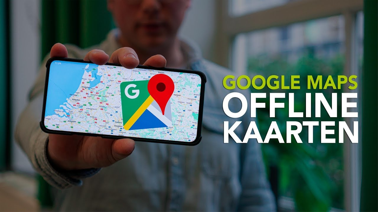 Download offline maps with Google Maps: this is how it works