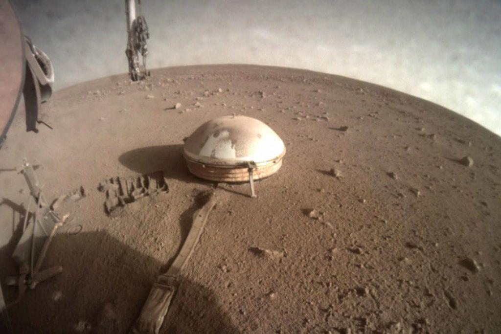 Scientists reveal what Mars looks like inside